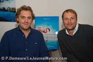 L.Ward et M.Aeberhard