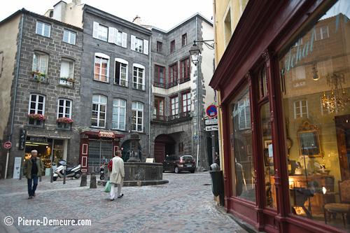 Cahier de Routes Puy de Dôme : Clermont-Ferrand