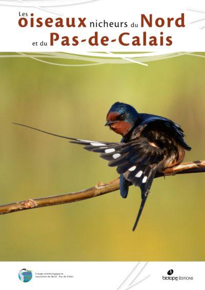 Les Oiseaux Nicheurs du Nord et du Pas-de-Calais